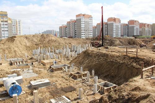 Чиновники рассказали о состоянии работ по важнейшим соцобъектам Гродно