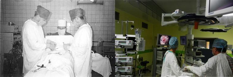 Операционная областной детской клинической больницы