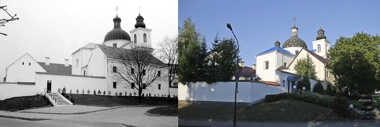Гродненский Свято-Рождество-Богородичный ставропигиальный женский монастырь